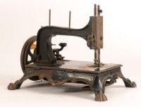 Antique Italian Sewing Machine