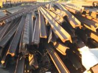 Used Railway Used Rail Steel Scrap