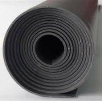 Black Rubber Sheet Roll