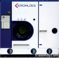 Sell KROMLUKS DRY CLEANING MACHINE WITH SOLVENT