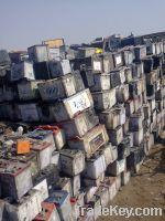 Sell Vehicles scrap batteries