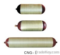 Sell NGV Vehicle cylinder type 2 CNG2-G-356-77-20B