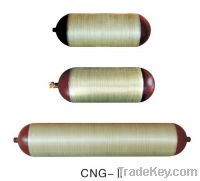 Sell CNG cylinder type 2 CNG2-G-406-200-20B