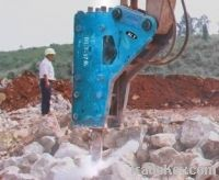 Sell top type hydraulic breaker for excavator
