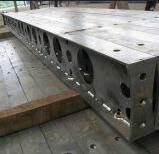 Carbon Steel Stamping Cutting Bending Welding Sheet Metal Product