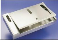 Sheet Metal Processing for Box with Powder Coating