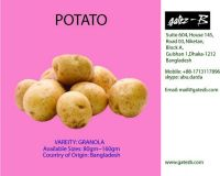 Fresh Potato Offer New Season