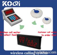 Sell Wireless pager restaurant service Calling system