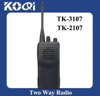 Sell 16 channels Handheld walky talky TK-2107 with headset