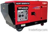 Best offer for silent gasoline generator powered by Honda, 10kVA