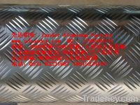Sell Aluminum Chequered Plates-5 bars shape