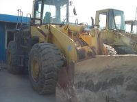 Sell Used Wheel Loader Komatsu WA420-3