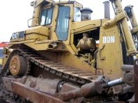 Sell Used Bulldozer Caterpillar D9N