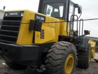 Sell Used Wheel Loader Komatsu WA380-3