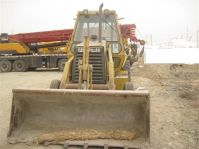 Sell Used Backhoe Loader Caterpillar 426