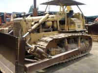 Sell Used Crawler Bulldozer Caterpillar D6D