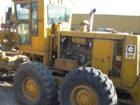 Sell Used Motor Grader Caterpillar 14G