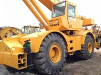 Sell Used Rough Terrain Crane Grove RT750