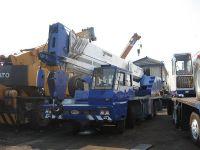 Sell Used TADANO 50Ton Truck Crane (TG500E GT650E)