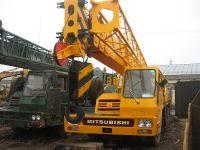 Sell Used  Tadano 25T Crane, Hydraulic Crane (TG250E) (TL250E)