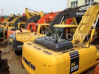 Sell Used Komatsu PC220-7 Excavator, Used Crawler Excavator Komatsu PC220-7