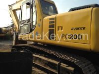 Sell Used Komatsu PC200-6 Excavator, Used Crawler Excavator Komatsu PC200-6