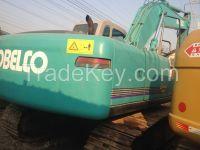 Sell Used Kobelco SK200-6 Excavator, Used Crawler Excavator Kobelco SK200-6