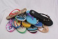 2014 fashion summer adult slipper sandals