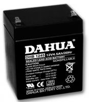Sell Rechargeable sealed lead-acid battery 12V4.5ah