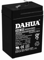 Sell 6V4AH/20hr SLA/VRLA rechargeable battery