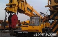 Sell Used Kobelco 50t Truck Crane T500