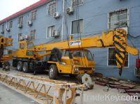 Used mobile/Truck Crane Tadano 25t
