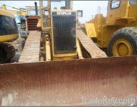 Used CAT D7H bulldozers