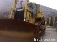 Used Bulldozer  Caterpillar (D8R)