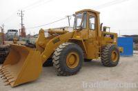 Used wheel loder Caterpillar 966E