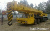 Used mobile/truck crane Tadano 50t good price