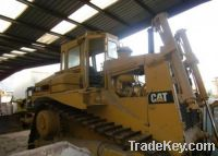 Used bulldozer Caterpillar D9N