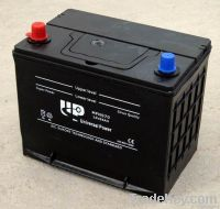 Sell JIS Standard MF Car Battery