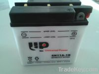 Sell Dry Charged Vented Motorcycle Battery