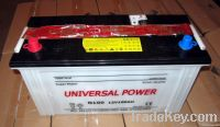 Sell JIS Standard Dry Charged Car Battery