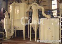 Recommendable calcium carbonate grinder mill in 2012