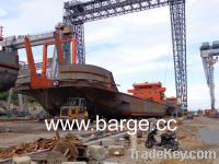 Sell 75 M   2385 DWT LCT  barge for sale