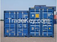10ft 20ft 40ft ISO Dry Cargo Container for Sale