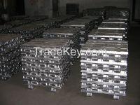 aluminum ingot 99.7% for sell