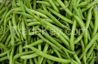 frozen green beans cut, cubed, sliced