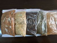 Red and Yellow Millet Seeds for sell