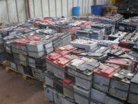 lead acid battery scrap recycling