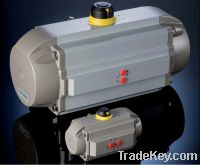 Sell Pneumatic Quarter Turn Actuator