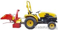 Sell Wood Chipper (CH-8)