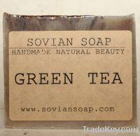 Sell Organic Greentea Soap - Handmade, Natural, Unscented